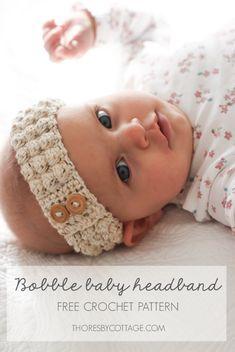 Crochet Bebe, Crochet For Kids, Free Crochet, Crochet Hats, Crochet Clothes, Baby Clothes Patterns, Baby Patterns, Crochet Patterns, Mccalls Patterns