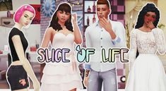 Slice Of Life Mod Sims 4 Mods, Sims 4 Game Mods, The Sims, Sims Cc, Slice Of Life, Sims 4 Gameplay, Best Sims, Physical Change, Skin Treatments