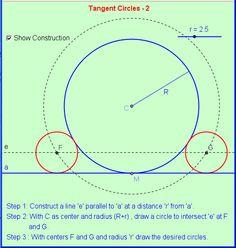 Tangent Circles - 2