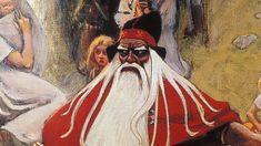 Kalevalan päivä 28.2. | Ihminen ja yhteiskunta | Oppiminen | yle.fi Nature Spirits, High Fantasy, Ancient History, Finland, Mythology, Religion, Culture, Painting, Image