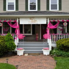 Paint the town pink!!!