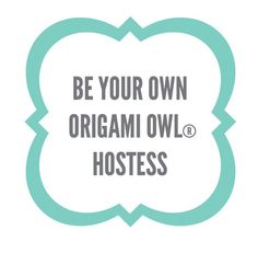 So, you want to build your inventory? Make yourself your very own Origami Owl® hostess! Set up your Jewelry Bar® in your Back Office and date the party to close in a month or so (You can adjust thi...