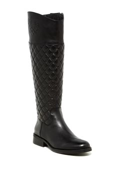 Faya Leather Boot  by Vince Camuto on @nordstrom_rack