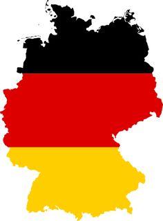 File:Flag map of Germany.svg