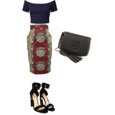 """my style"" by madeposh-ng on Polyvore"