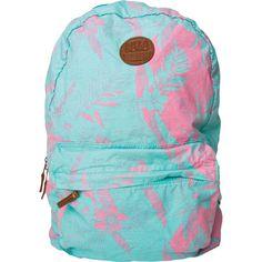 0c5cca38e Billabong Beach Mantra Mint Backpack Mochila De Color Menta, Bolsas  Mochila, Mochila Billabong,