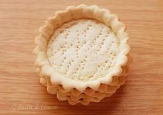 Aluatul perfect pentru tarte dulci - Desert De Casa - Maria Popa Food, Pie, Essen, Meals, Yemek, Eten