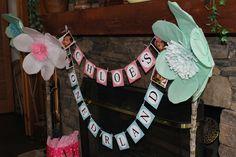 Alice in Onederland #aliceinwonderland #party