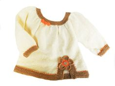 Discount  Knitted baby sweater baby by Svetlanababyknitting