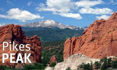 Pikes Peak is the most eastern of Colorado's 58 fourteeners. #ColoradoSprings https://www.facebook.com/SpringsTourism