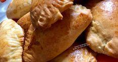 Από τα πιό ωραία τυροπιτάκια !! Γρήγορα ,πανεύκολα ,λίγα υλικά, αέρινη ζύμη ,ωραία ρευστή γέμιση --Αν δεν τα φτιάξετε ειλικρινά χάνεται !... Dairy, Bread, Cheese, Food, Brot, Essen, Baking, Meals, Breads