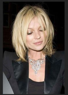 Shag haircut for round face... like it but I'm not sure I want to go that short.