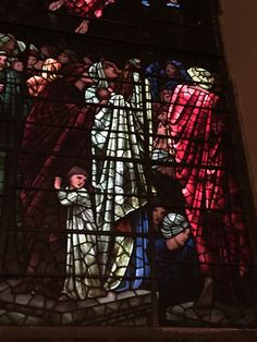 Birmingham Cathedral, Stained Glass, Darth Vader, Fictional Characters, Stained Glass Windows, Fantasy Characters, Stained Glass Panels, Leaded Glass