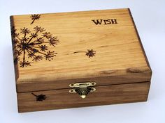 Each of my grandchildren is going to have a wish box. Because to me, wishes are what really matters.
