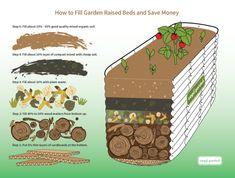 Raised Vegetable Gardens, Veg Garden, Vegetable Garden Design, Edible Garden, Raised Garden Beds, Raised Beds, Lawn And Garden, Raised Gardens, Farm Gardens