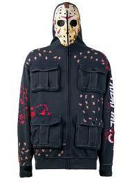 Jason Voorhees hoodie