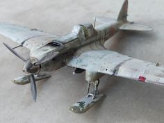 Il-2 Ilyushin 1/48 Scale Model