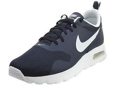 Nike Elite Mens 654912-410 Obsidian Blue White Athletic Running Shoes Size  7.5