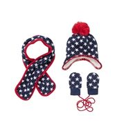 baby boys winter accessories set