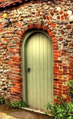 door... Wells-next-the-Sea, Norfolk, England