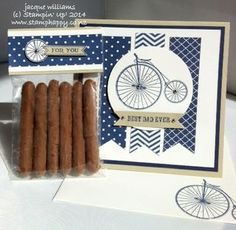 Timeless Talk Father's Day Gift Ensemble Stampin' Up!