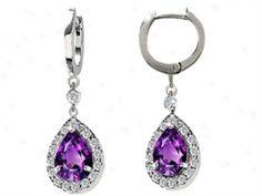 Love the darker stone in this gem!!