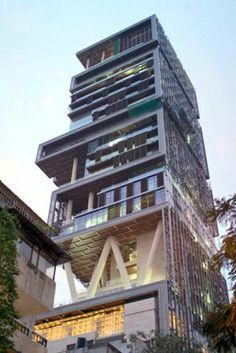 In India, $1 Billion House by Perkins+Will Not Fit for Sleeping In