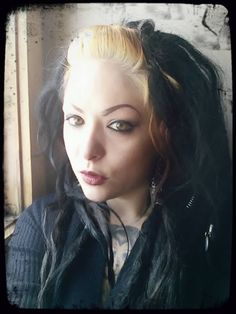 i do love my hair, dread girl, in the Rochester area if you want your hair done contact me on Facebook https://www.facebook.com/khaos.bydesign