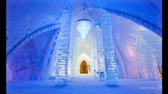 Ice hotel in Quebec- #bucketlist