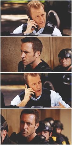 Scott was amazing in this whole scene. Loved this. #h50: 7.05