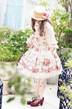 737e1935a59 Lolita Dolly Kei Fairy Kei Kawaii