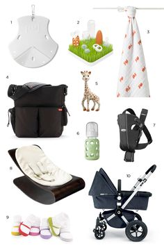 Couldn't have put together a better Top 10 for baby if we tried!!  http://facebook.com/yourfamilynest