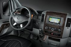 2015 Airstream x Mercedes-Benz Autobahn Luxury Passenger Van 4