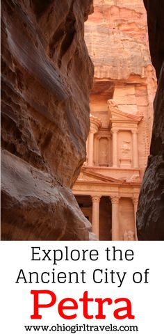 Are you planning to explore Petra, Jordan soon? This post has 6 tips for visiting the ancient Middle Eastern city of Petra so you can make the most of your trip. Don't forget to pin this for later.     Travel guide for Petra | Petra, Jordan | tips for visiting Petra |
