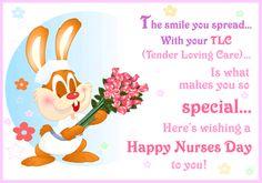 Happy nurses week free printable happy nurses week greeting card a cute card to make your favorite nurse feel special free online happy nurses day ecards on nurses day m4hsunfo Image collections