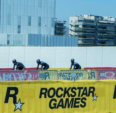 Red Hook Crit, Barcelona 2016, Rockstar Games, Racing, Fun, Travel, Auto Racing, Viajes, Destinations