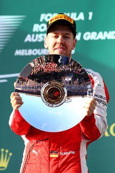 Sebastian Vettel Photos: Australian F1 Grand Prix