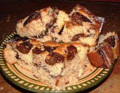 Verus konyhája: Csokis szilvás pite