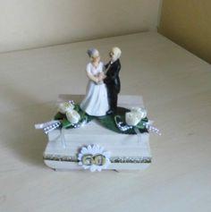 Die 12 Besten Bilder Von Diamantene Hochzeit Crafts Golden
