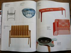 Cheme Designs Sanak-Ji Water Play Table in #Dwell Outdoor 2012 issue. #kids #furniture