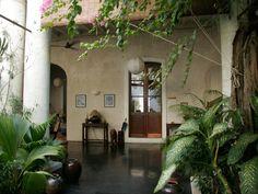 Villa Helena, Pondicherry, India. Taken by Andy Crossan.