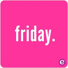 hi beauties, #TGIF! what are your plans for the weekend?