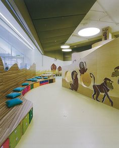 Kinderland 2 by architecture of early childhood, via Flickr