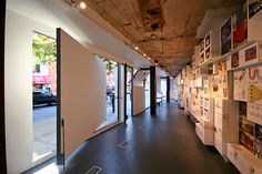 Storefront for Art and Architecture - Steven Holl and Vito Acconci, New York