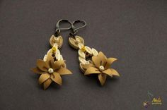 Paper Quilling Earrings Designs And Ideas - Life Chilli