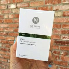 Our new age-defying supplement can help improve your cognitive function! Where will EHT take you? To find out more visit http://hunternance.nerium.com/ or leave a comment below.