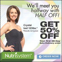 Official Nutrisystem Site