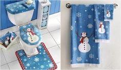 Que llegue la navidad a todos los rincones de la casa. Si ya iniciaste o estas por comenzar a adornar tu casa u oficina para esta época navi...