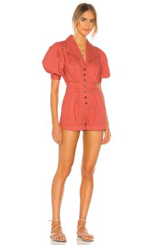 Song of Style Cameron Romper from REVOLVEclothing #REVOLVEme