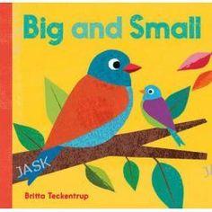Big And Small By Britta Teckentrup, 9781846869518., Literatura dziecieca <JASK>